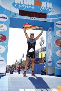 Arribada Ironman Niza: 11:30:02